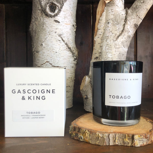 GASCOIGNE & KING - TOBAGO Candle 400g