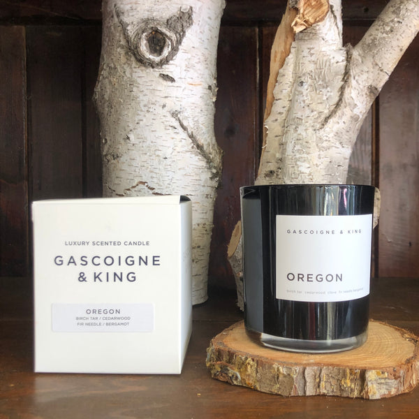 GASCOIGNE & KING - OREGON Candle 400g