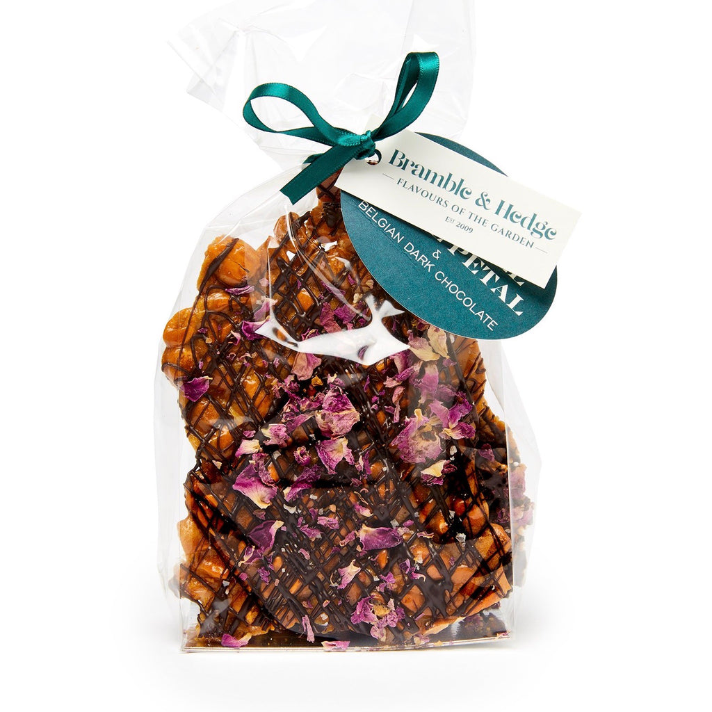 BRAMBLE & HEDGE - Salted Caramel Peanut Brittle
