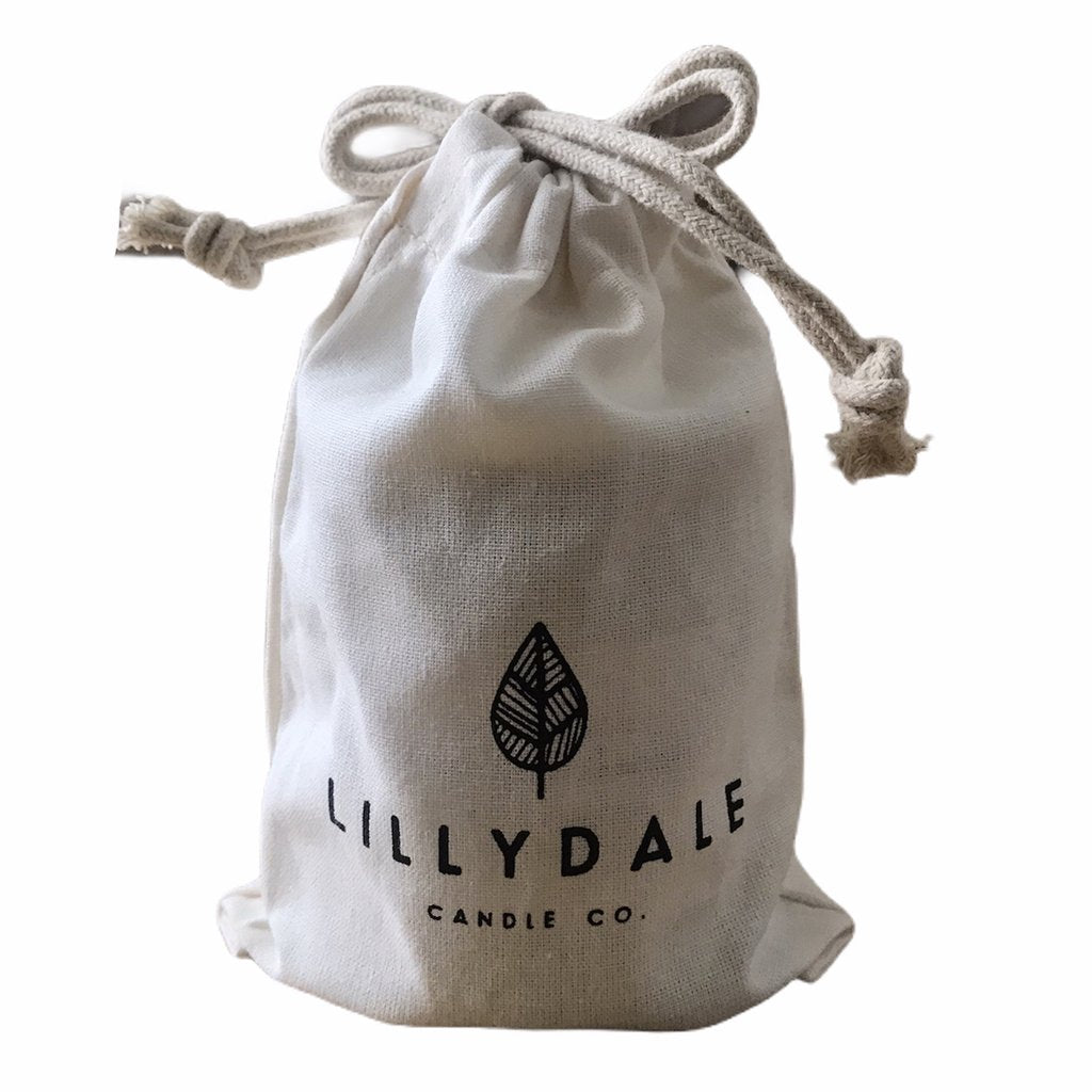 Lillydale Candle Co - Drawstring Gift Bags