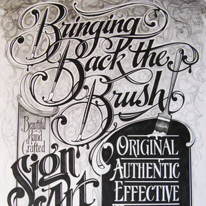 Hand Lettering Saturday 5 May 13:30 - 16:30