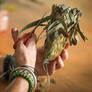 Putiputi Flower Weaving Saturday 5 May 12:00 - 15:00