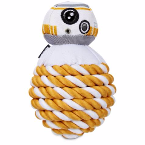 "STAR WARS BB-8 Rope Ball Dog Toy, 6"" - COMING SOON"