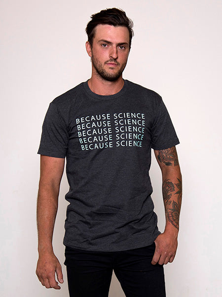 BECAUSE SCIENCE - MEN