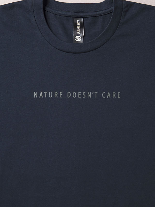 NATURE DOESN'T CARE - MEN