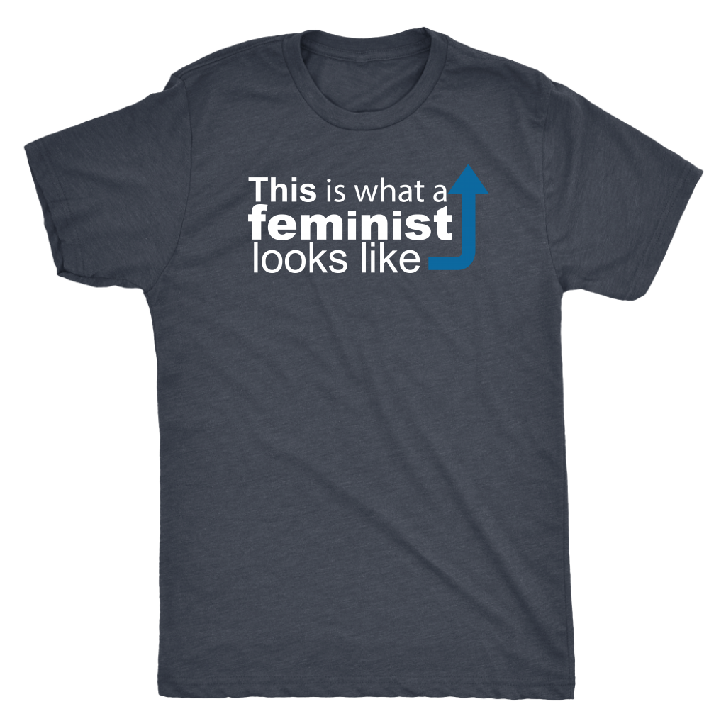This is What A Feminist Looks Like -- T-Shirt