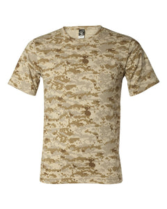 Code Five - Sand Digital - Adult Camo Tee