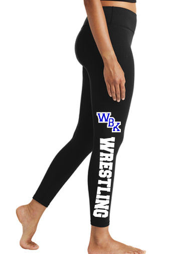 Blue Knights Full length Ladies Leggings