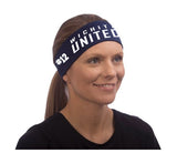 Customized Wichita United Headband with Player Number