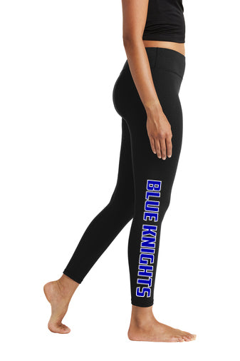 Blue Knights Full length Ladies Leggings #2