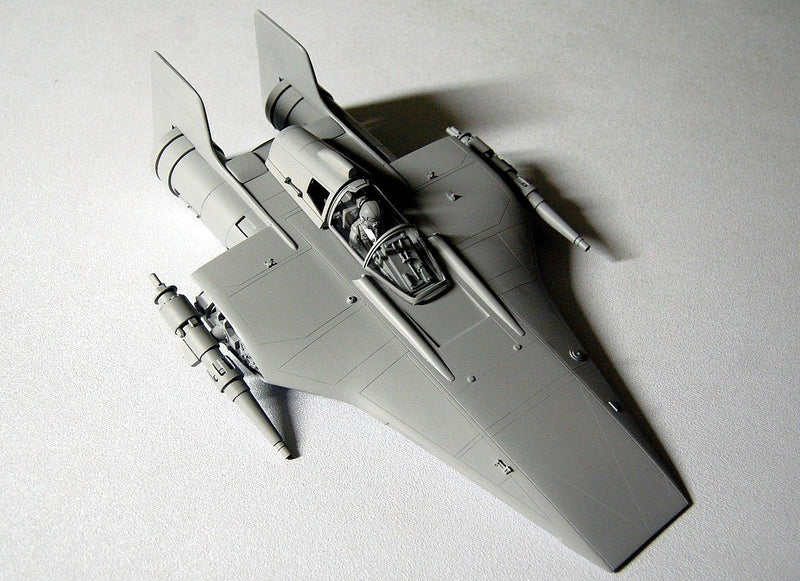 Starship A Model - The Force Forum