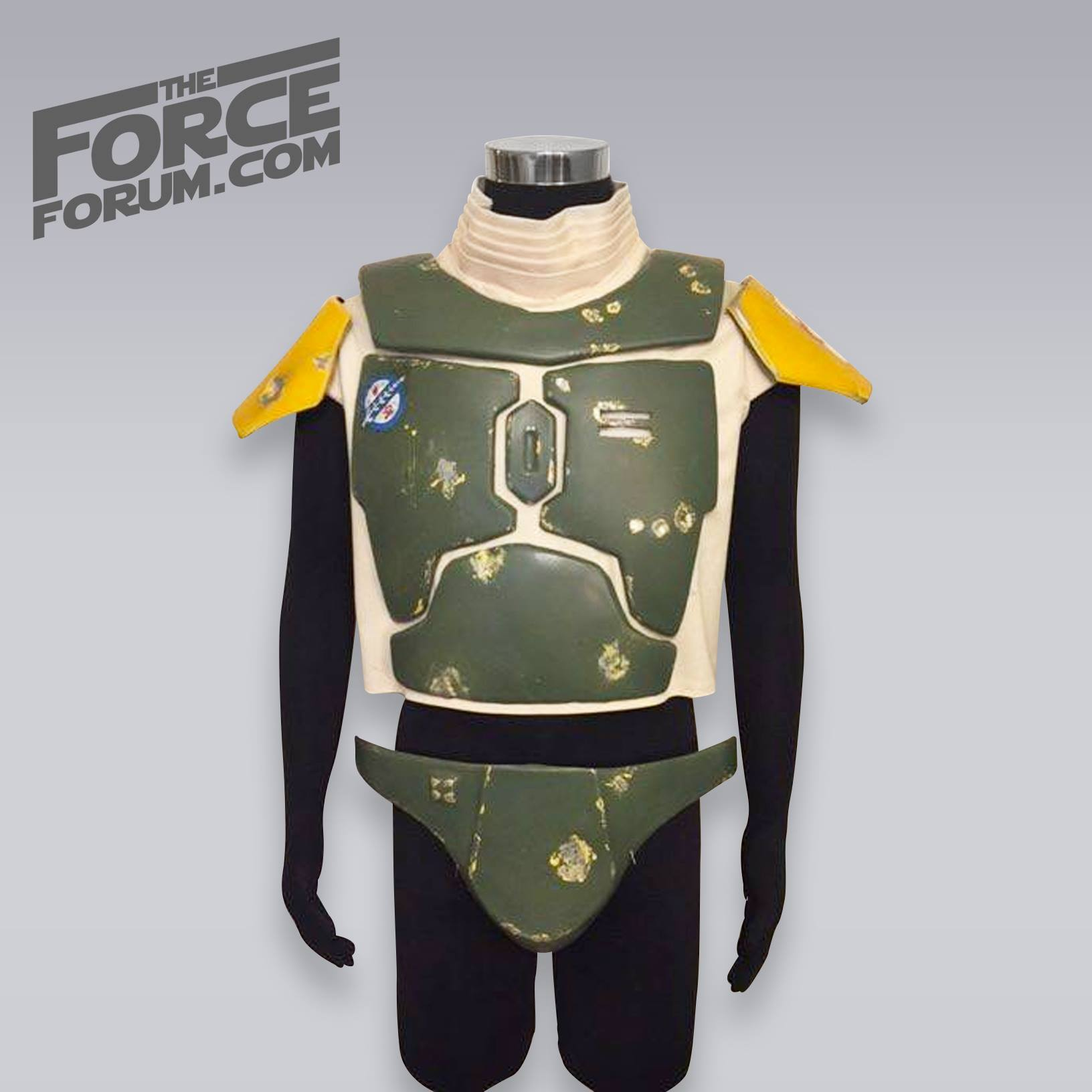 Green Bounty Hunter Armor Set - The Force Forum
