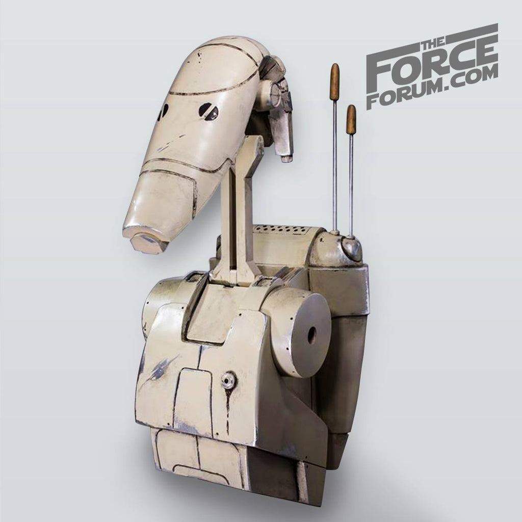 Imperial Battle Bot - The Force Forum