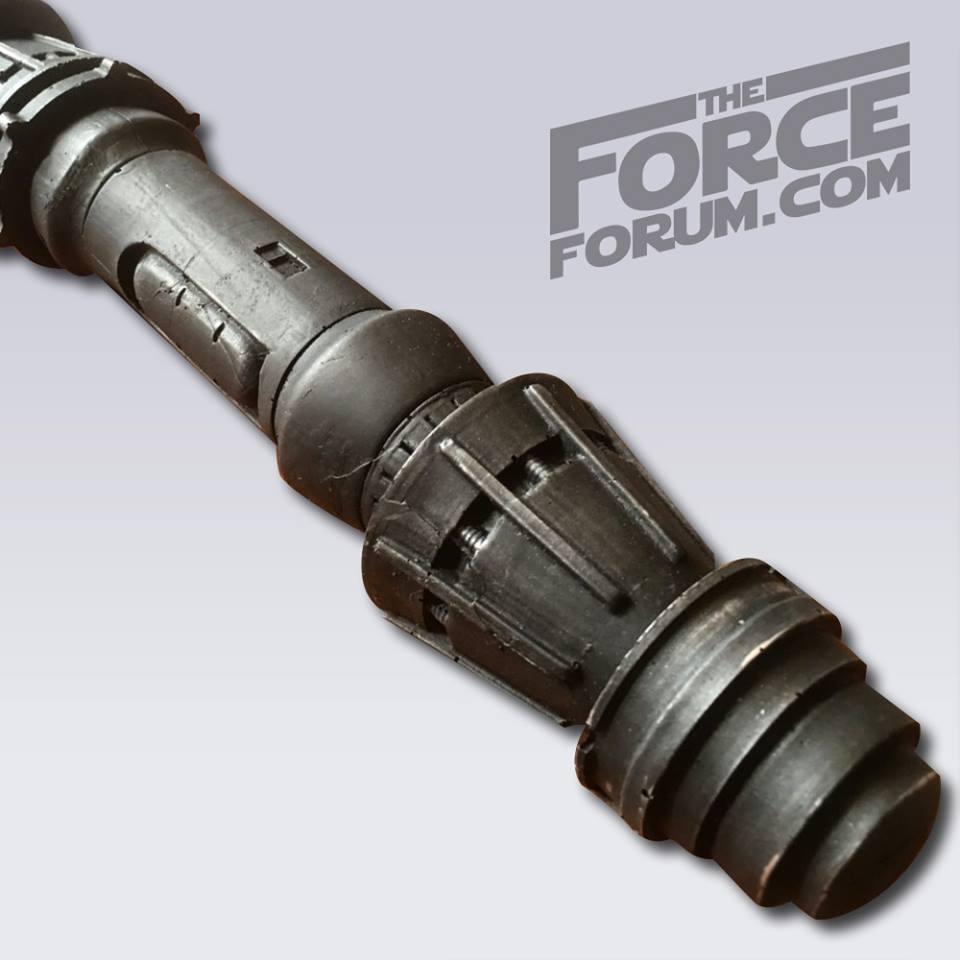 Rey's Combat Staff - The Force Forum