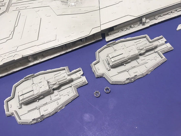 Korbanth Dreadnought Model - The Force Forum