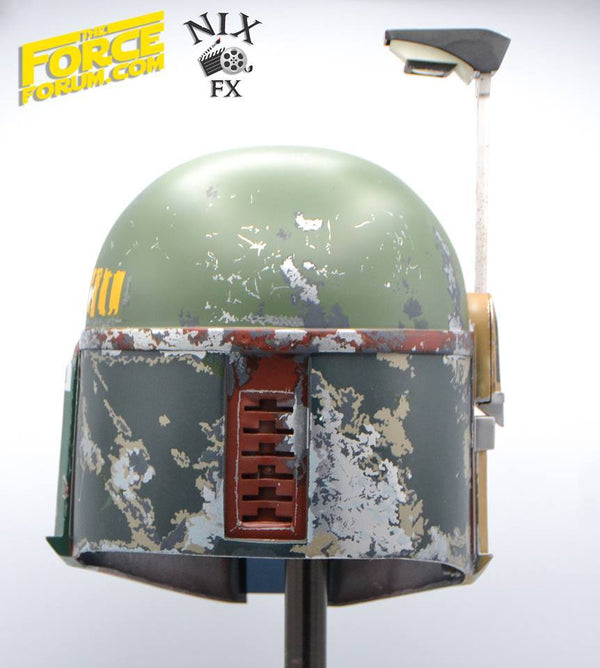 Nick Anzalone Signature Series Green Bounty Hunter Helmet - The Force Forum