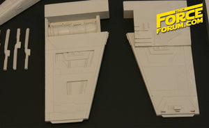 T-65 X Fighter 1/24 Studio Scale Model - The Force Forum