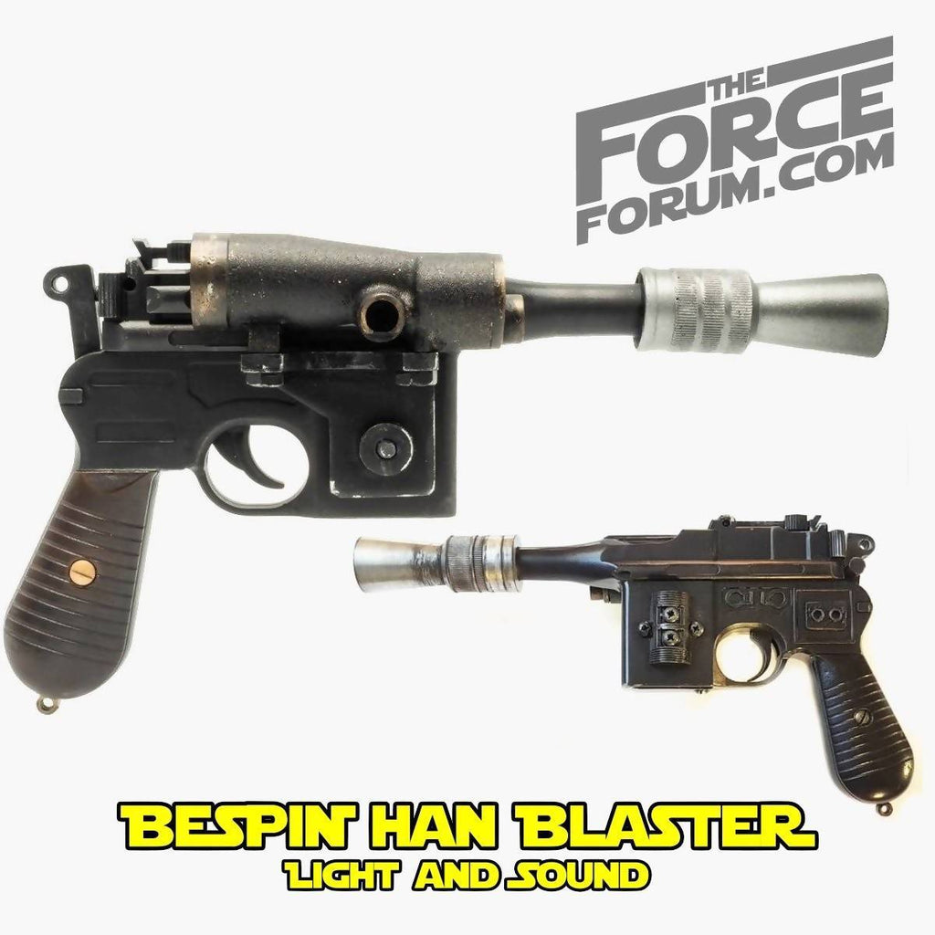 DL-44 Blasters (Light and Sound) - The Force Forum