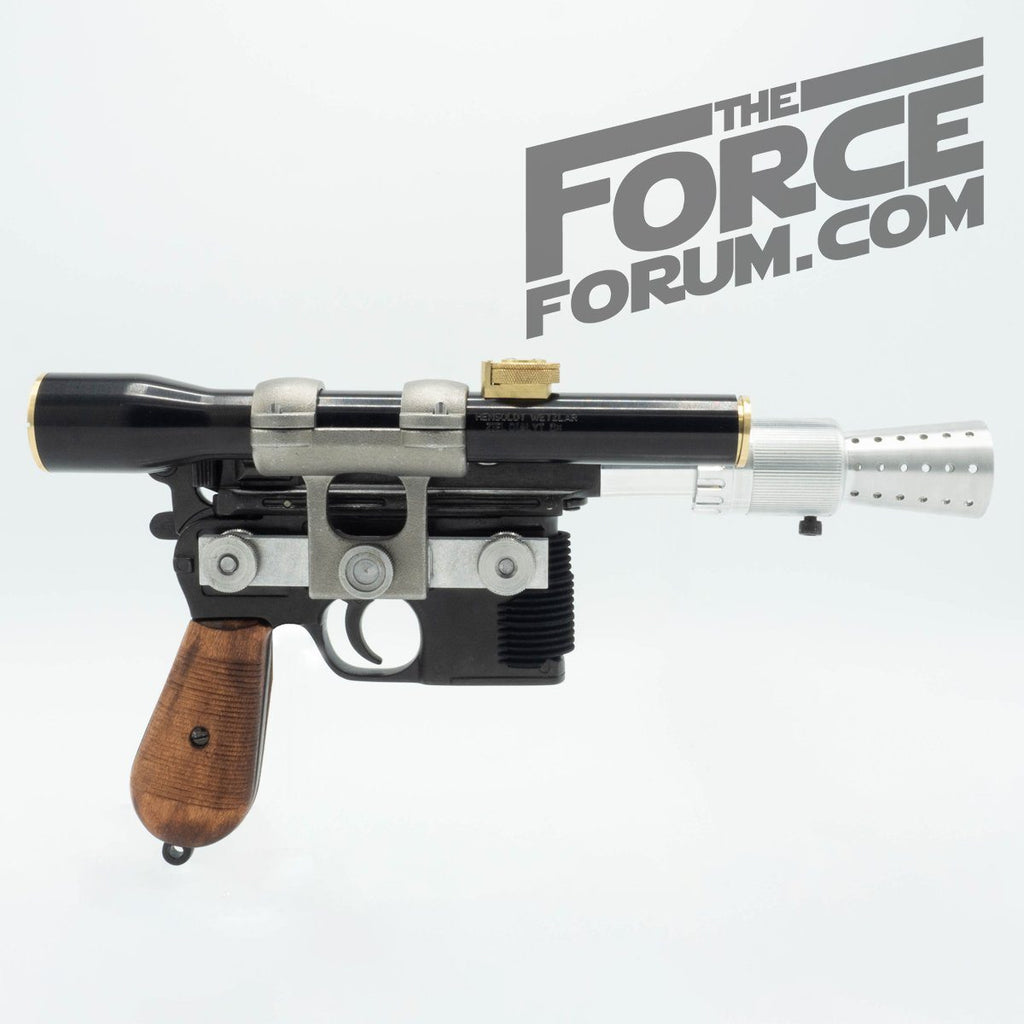 DL-44 blaster from ANH - The Force Forum