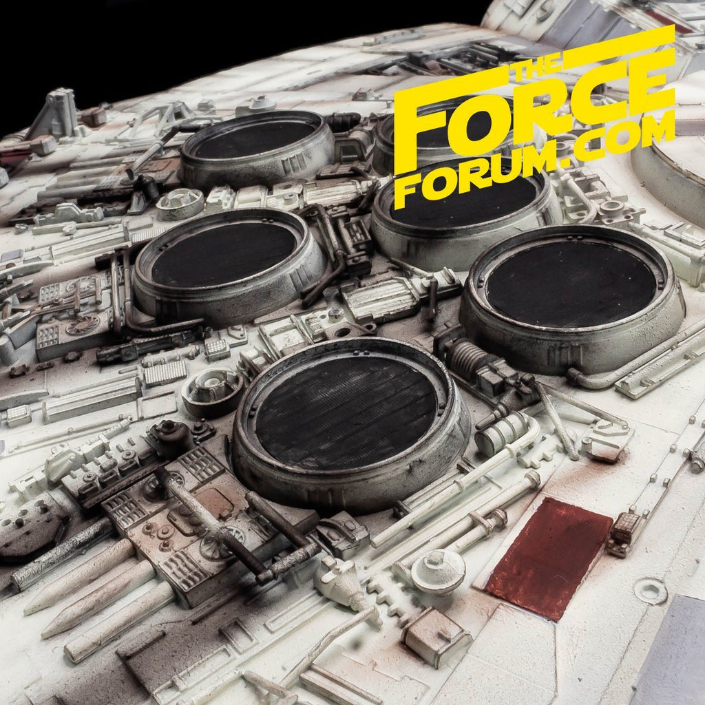 Falcon 1/72 Scale Finished Model - The Force Forum