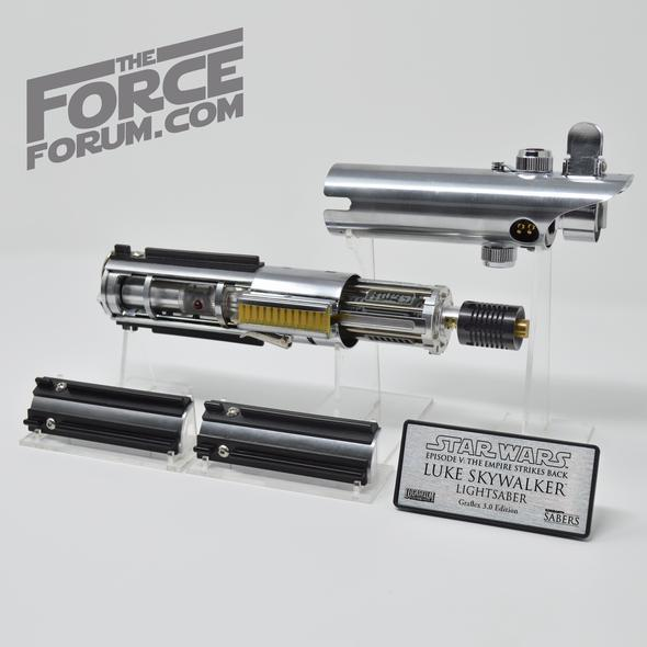 Korbanth Graflex 3.0 Reveal saber hilt - The Force Forum