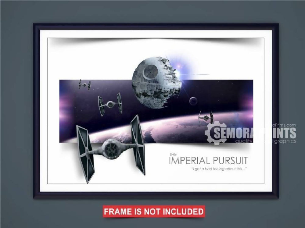 Imperial Pursuit Print