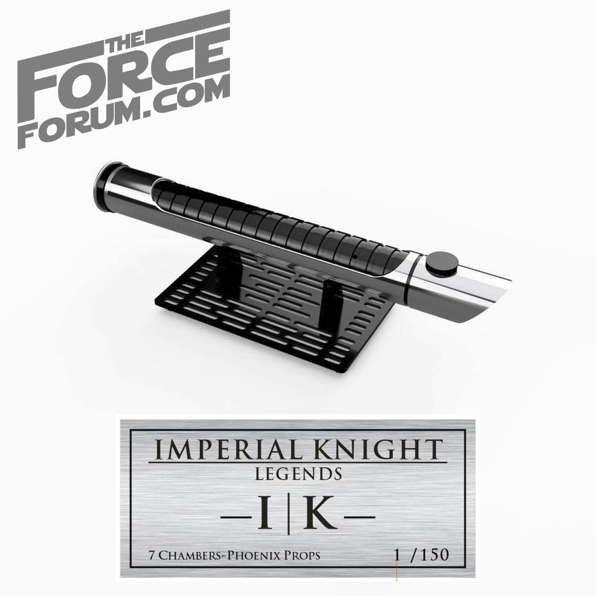 Imperial Knight Saber Hilt