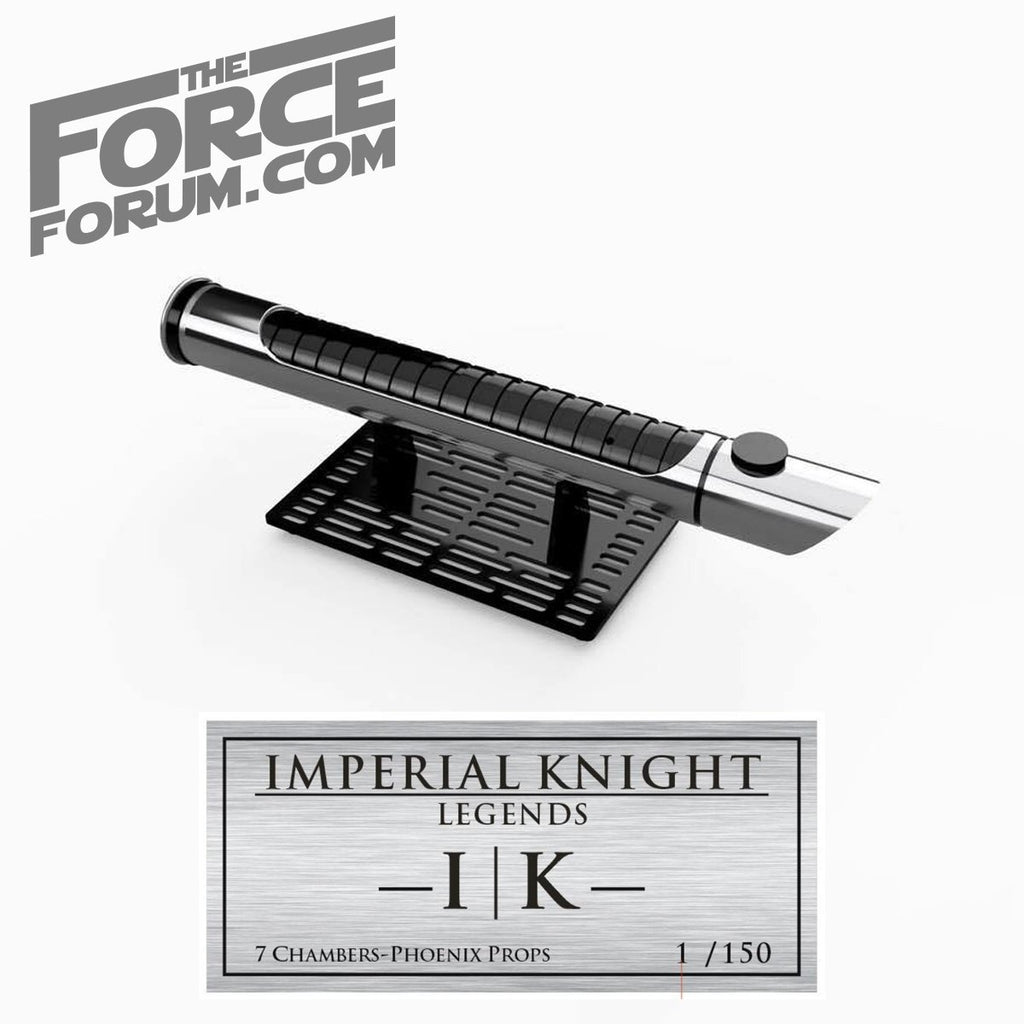 Imperial Knight Saber Hilt - The Force Forum