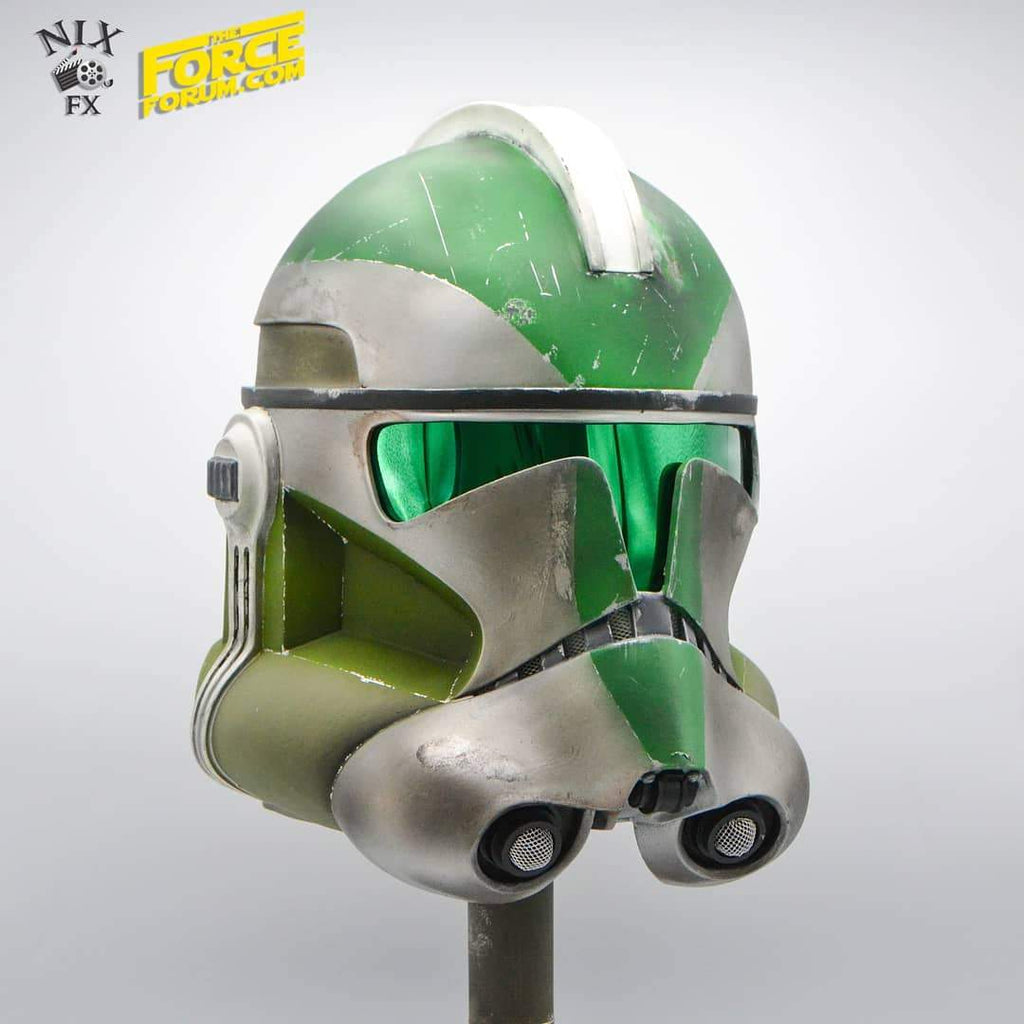 Green P2 Clone Helmet - The Force Forum