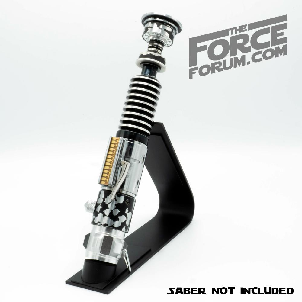 Vertical Saber Stand - The Force Forum