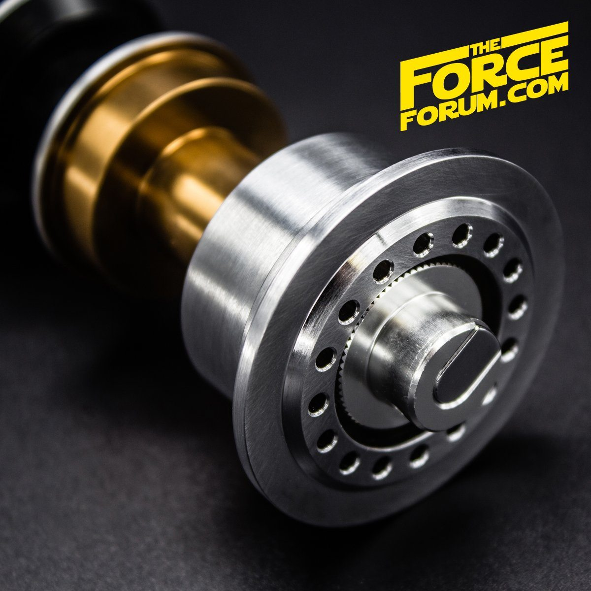 Korbanth LS6 Gullwing saber hilt - The Force Forum