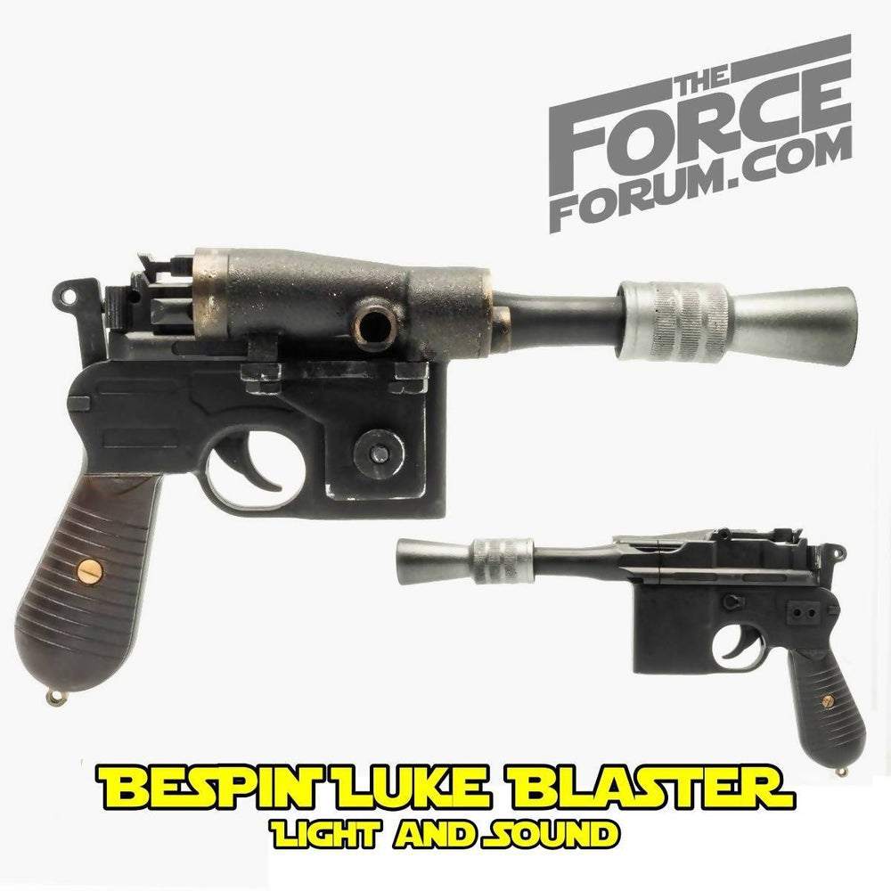 DL-44 Blasters (Light and Sound)