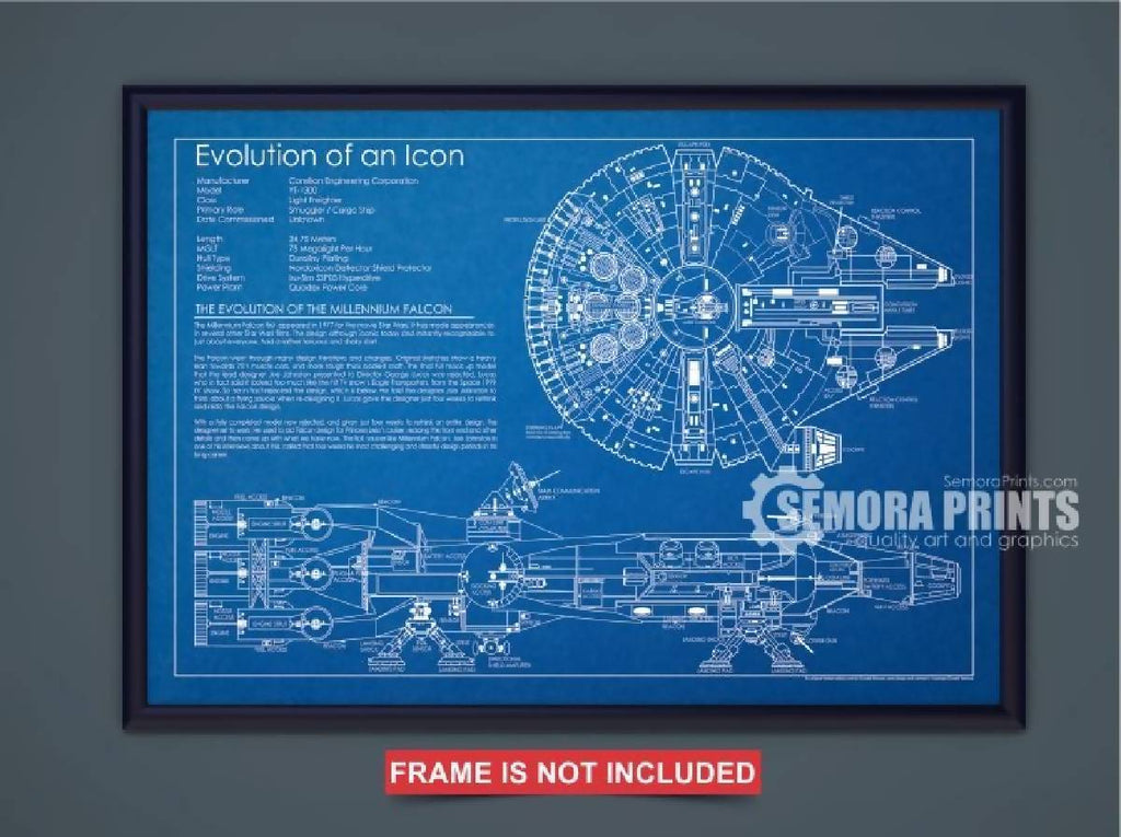 Evolution of an Icon Print - The Force Forum