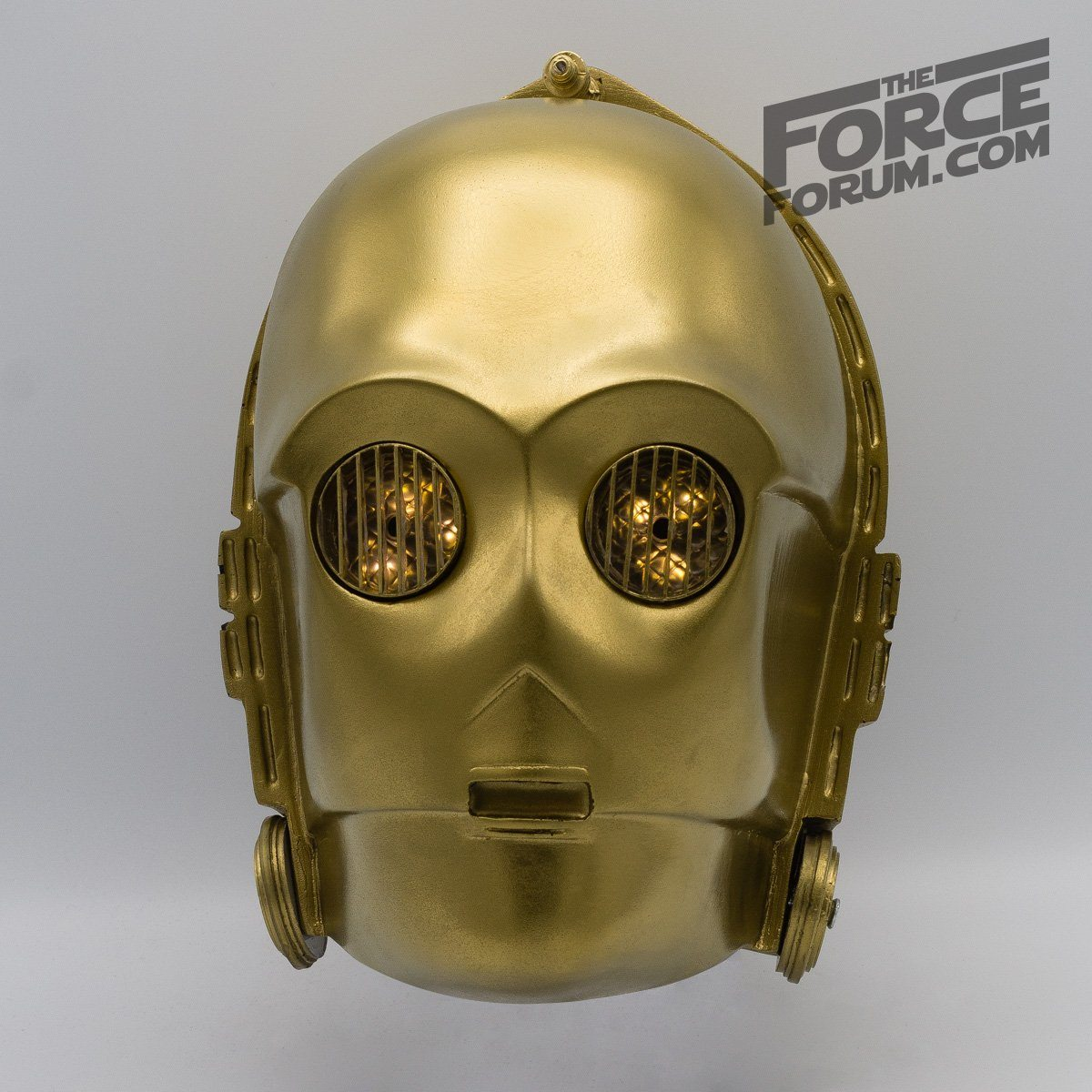 Protocol Robot Head - The Force Forum