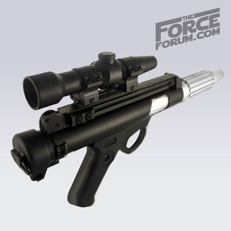 "DL-44 ""Bespin"" Blaster from ESB"