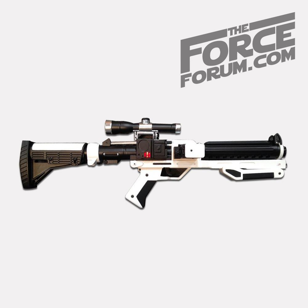 F-11 D Heavy Blaster Rifle Replica