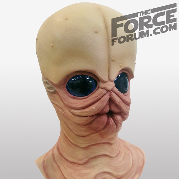 Cantina Musician Mask - The Force Forum
