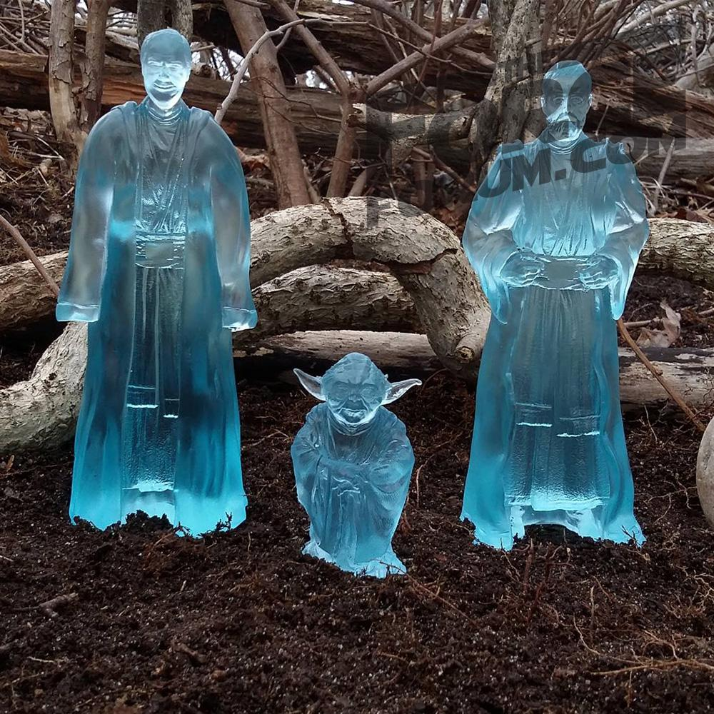 Force Ghost Figures - The Force Forum