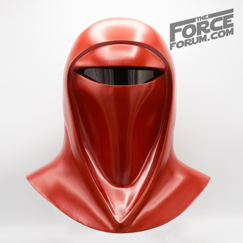 Red Guard Helmet - The Force Forum