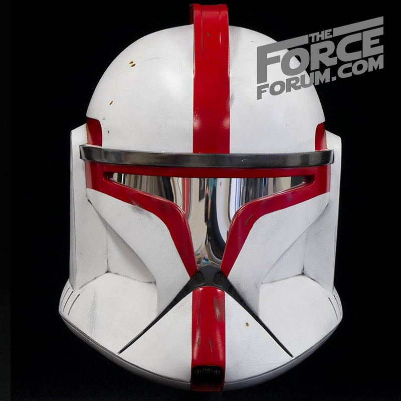 Red P1 Clone Helmet - The Force Forum