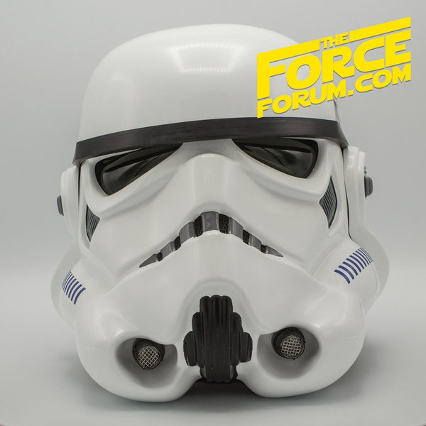 Classic White Trooper Helmet - The Force Forum