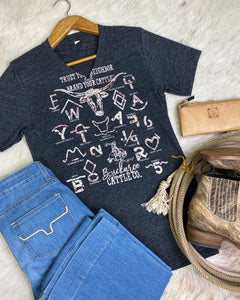 Buckaroo Boutique Cattle Co Tee