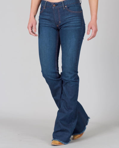 Kimes Ranch Jeans RAW HEM LOLA