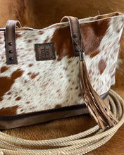 Classic Hair on Hide Tote by STS Ranch Wear