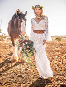 Gypsy Queen Lace Dress
