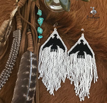 KurtMen Thunderbird Beaded Earrings