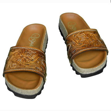 ONA Slide by Stiefeld Boots