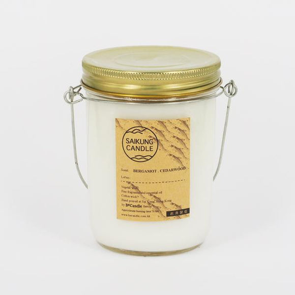 BeCandle - Scented Candle in Jars