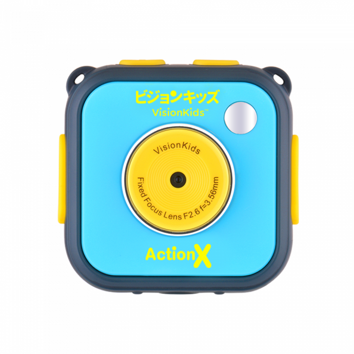 Vision Kids - ActionX Camera for Kids