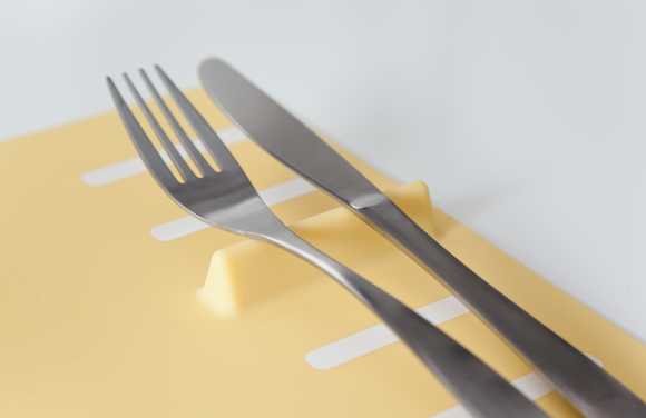 Solcion Cutlery rest placemat 餐具托創意餐墊(豎款)